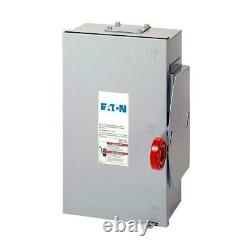 100 amp 120/240-volt 24,000-watt non-fused general-duty double-throw safety sw