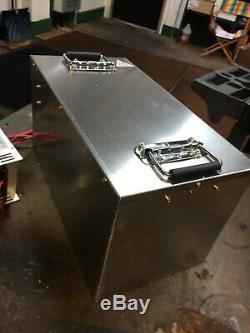 12 Volt Lithium Battery, LiFepo4. 400 Amp Hours