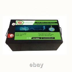 12 volt 200 Amp lifepo4 battery