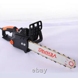 16-Inch 15-Amp 1800W Cutting Electric Chainsaw 120 Volt60 Hz Chainsaw