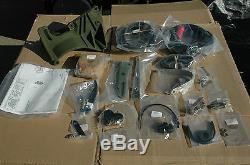 200amp dual volt alternator & regulator kit/HMMWV 2920-01-455-1630