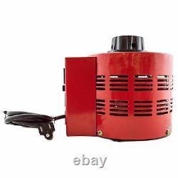 20 Amp Variable Transformer, 2000va Max, 0130 Volt Output