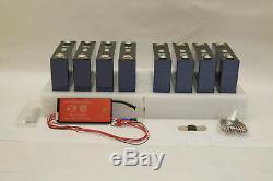 24V 100amp LiFePO4 Lithium-Eisen-Phosphat 24 volt 100 ah Akku Solarbatterie set