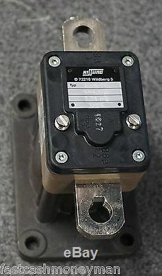 24 Volt 500 Amp Solenoid Contactor Battery Disconnect Relay Military Mrap Fmtv