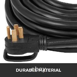 25FT Generator Power Cord 50-Amp 125/250-volt 14-50P to CS6364 Locking Connector