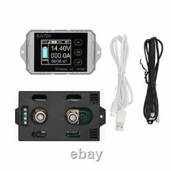 300A wireless DC volt AMP meter Battery Monitor capacity Coulomb counter (S499)