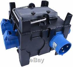 32 AMP Inlet 240 Volt ISMT PCE Power Distribution With 6x 16 AMP Sockets