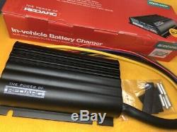 40 Amp 12 Volt DC Dual battery charger Dual input in-vehicle Redarc BCDC1240D