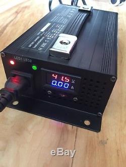 48V 15 AMP Club Car Golf Cart Battery Charger 48 Volt SB50 plug