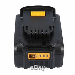 6 Pack For DeWalt 20V 20 Volt Max XR 6.0 Amp Lithium Ion Battery Pack DCB206-2