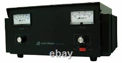 ASTRON Power Supply 70 Amp With Meters & Adjustable Volt Amp # VS-70M