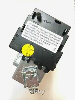 Air Compressor Motor Starter Pressure Switch 20-30 Amp, 5hp MDR 3, 30 AMP L1410T