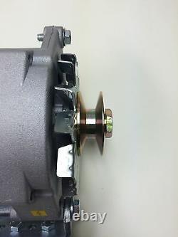 Alternator One Wire 1 Wire 6 Volt Negative Ground 60 Amp, Bracket, 3/4 Pulley