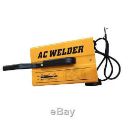 Arc Welder Machine Welding 250amp 110/220 volt AC stick rod Torch Electrode tool