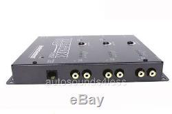 AudioControl Matrix PLUS 6 Channel 24 dB Gain Pre Amp RCA 13 Volt Line Driver