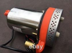 BIG 12 Volt DC 8 amp Water Sump Pump! 26GPM, 24ft Lift, 12V MSRP $179