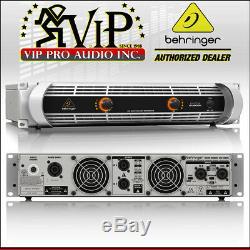 Behringer NU12000-UK iNUKE 12000W Class-D Power Amplifier Amp 220-240 Volts