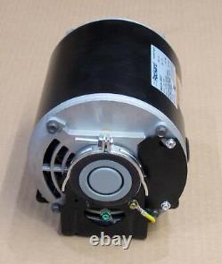 Belt Drive Motor 1/3 HP 1725 RPM 115 Volts 6.6 Amps