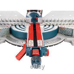 Bosch GCM12SD 15 Amp 3800 RPM 120 Volt 12-Inch Blade Dual-Bevel Glide Miter Saw
