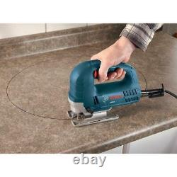 Bosch JS260 120-Volt 6 Amp Heavy Guage Steel Variable Speed Top Handle Jig Saw