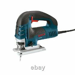 Bosch JS470E 120-Volt 7 Amp Heavy Guage Steel Variable Speed Top Handle Jig Saw