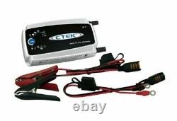 CTEK 56-674 Multi US 25000 8 Step Fully Automatic 12 Volt 25 Amp Battery Charger