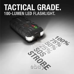 Car Battery Portable Jump Starter Booster Phone Charger 1000 Amp 12-Volt Safe