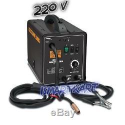 Chicago Electric Welding MIG/Flux Cored Welder 170 Amp-DC, 240 Volt, 4 Output