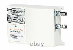Chronomite Instant-Flow SR40/240 Tankless Hot Water Heater. 40 Amp. 240 Volt