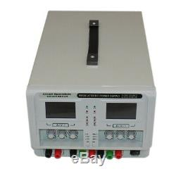 Circuit Specialists 30 Volt DC 5.0 Amp Triple Output Variable Power Supply