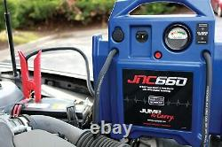 Clore Automotive 1700 Peak Amp 12 Volt Jump Starter, blue, JNC660