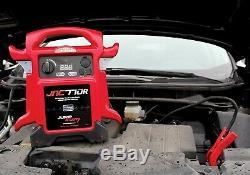 Clore Automotive JNC770R N-Carry 1,700 Peak Amp Premium 12-Volt Jump Starter