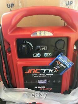 Clore Automotive JNC770R N-Carry 1,700 Peak Amp Premium 12-Volt Jump Starter NEW