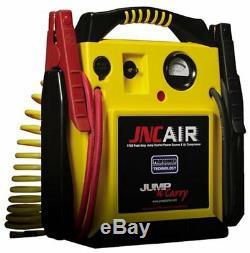 Clore Automotive JNCAIR Jump-n-carry 1700 Peak Amp 12 Volt Jump Starter With