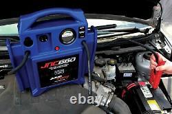 Clore blue Jump-N-Carry JNC660 1700 Amp 12 Volt Jump Starter. NEW
