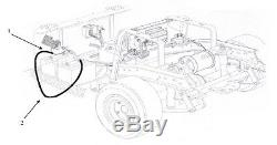 Club Car 48 Volt Golf Cart Battery Charger 5 amp Must Bypass OnBoard Computer