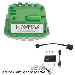 Club Car DS (90-Up) Series 36/48 Volt Navitas 440 Amp Controller Kit