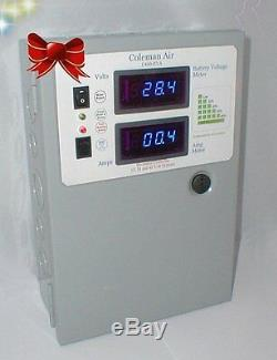 Coleman Air C440-HVA 440 Amp 12/24/48V Volt Wind/Solar Battery Charge Controller