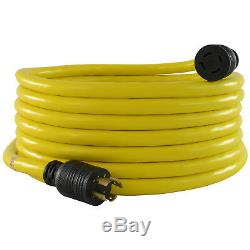 Conntek 20592 L14-20 20 Amp 125/250 Volt Generator Power Extension Cord, 50ft
