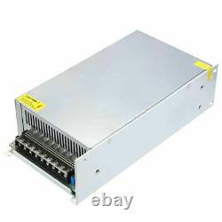 DC 12V 100A LED Driver 12 Volt 100 Amp Switching SMPS 12Vdc 1200W Power Supply