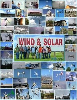 DC Digital 100 AMP 100 VOLT Meter for Wind Turbine Solar Marine RV Gang Box USA