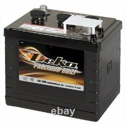 DEKA GENUINE NEW 319L 6-VOLT Battery 540Amp Cranking Power (Group 19L)