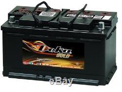 DEKA GENUINE NEW 649MF 12-VOLT Battery 1105Amp Cranking Power (Group 49 H8/L5)