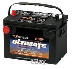 DEKA GENUINE NEW 778DT 12-VOLT Battery 985Amp Cranking Power (Group 34/78)