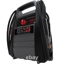 DSR Schumacher DSR115 12/24 Volt Pro Series 4400 Amp Jump Starter Brand New