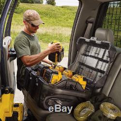 DeWALT DCB116 40-Volt 10-Amp 6-Pack Weather-Resistant Battery Charging Station