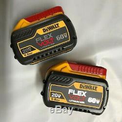 Dewalt DCB609-2 60 volt Flex Volt 9 amp 2 pack Battery NEW 2 DAY SHIPPING