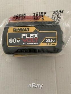 Dewalt DCB609 60V & 20V Flex Volt 9 amp Battery 9.0Ah NEW