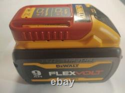 Dewalt DCB609 60 volt Flex Volt 9 amp Battery, Brand New, Never used