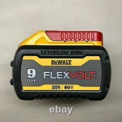 Dewalt DCB609 60 volt Flex Volt 9 amp Battery NEW 2 DAY SHIPPING